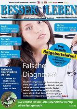 Besser Leben Magazin Ausgabe