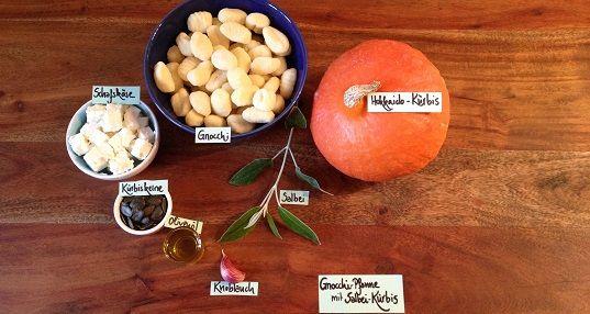 Zutaten Rezept Gnocchi-Pfanne everdry