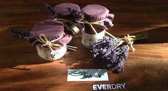 Lavendel-Badesalz by everdry