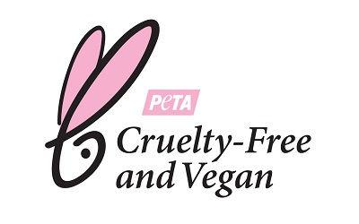 PETA Zertifizierung - vegan - tierversuchsfrei - everdry