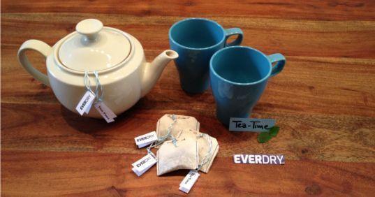 Tee gegen Schwitzen