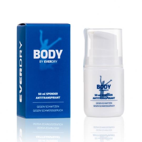 Antitranspirant Body im Spender