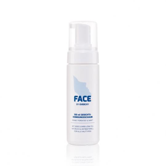 Antibakterieller Gesichts-Reinigungsschaum